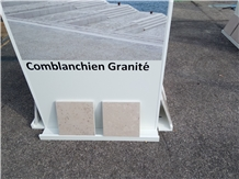 Comblanchien Granite Limestone Slabs, Tiles