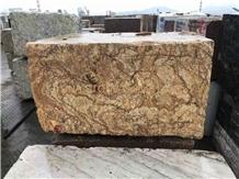 Golden Leaf Granite Tiles Slabs Building Covering