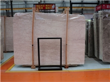 China Hubei Cream Rose Marble Slabs Wall Tiles
