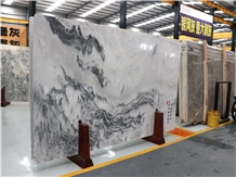 Landscape Painting Marble Various in Colors&Vein