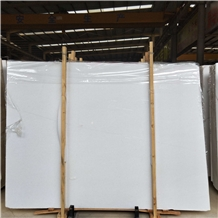 Crystal White Marble Polished Slab Floor Wall Tile
