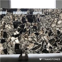 Hot Sale Translucent Black Onyx Wall Panel