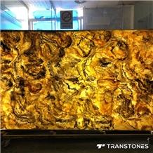 Wholesale Translucent Polished Onyx Wall Panel