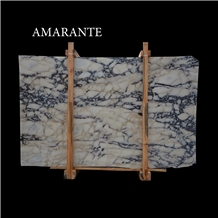 Afyon Violet Marble, Menekse, Amarante Slabs