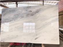 China Blue Sky White Marble
