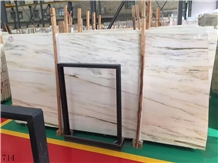 China Wood Jade Marble Slab Tiles Wall Cladding