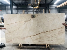 Golden Sunset Menes Gold Marble Wall Panels Yellow