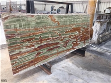 Iran Emerald Metis Amare Onyx Slab Wall Tiles