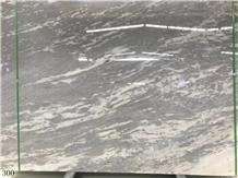 Iran Solar Grey Marble Slab Tiles Walling Use