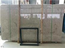 Italy Poreman Grey Marble Slab Wall Floor Tiles