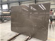 Jordan Grey Marble Slab Tiles Wall Cladding Floor
