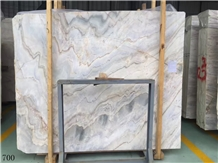 Oli Wood White Onyx Slab Tiles Wall Cladding