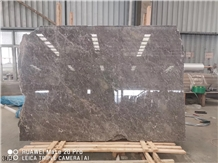 Royal Gray Marble White Vein Polished Stone Tiles