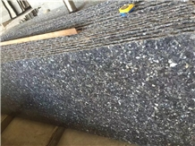 Silver Blue Pearl Marble Slabs for Desk Tops Tiles