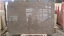 Tepeaca Gris Jaspe Grey Marble Slab for Vanity Top