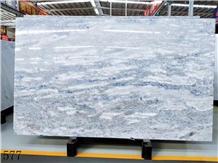Victoria Crystal Blue Marmore Marble Stone Slab