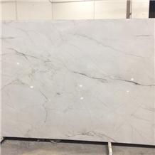 Brazil Bianco Superiore White Quartzite Slab