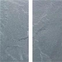 Black Natural Flooring Stone Tiles Paving Stone