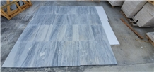 Pearl Gray Marble Tiles- Cal White Marble