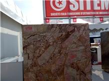 Breccia Numidia Marble Blocks