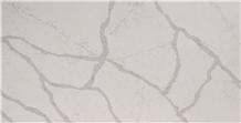 Calcatta Zeu - 8735 Quartz Slab