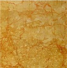 China Beige Color Popular Emperor Golden Marble