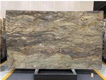 Mystic Brown Stone Marble Grain