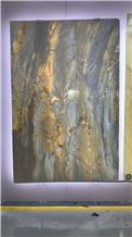 Platinum Blue Marble Slabs
