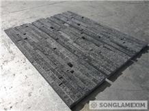 Crystal Black Glued Ledge Wall Panel