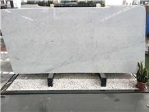 Carrara Snow White Marble Elegant
