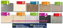 Multicolor Marble Tiles & Slabs