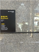 Royal Pearl Granite Slabs, Tiles