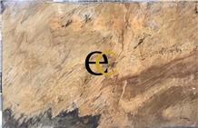 Brazil Jacaranda Oro Giallo Gold Marble Slabs