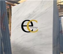 Canada Callache Danube White Marble Slabs & Tiles