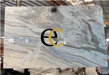China Dream White Marble Slabs Tiles Floor Wall