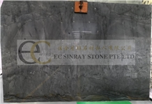 French Grey Polished Marble Slab Tile Floor Wall