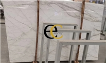 Greece Areti Fiorito White Marble Slabs & Tiles