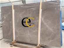 Hunan Cappuccino Grey Marble Slabs & Tiles