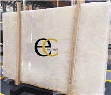 Ice Flake Jade White Onyx Slabs & Tiles