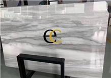 Italy Grigio Raggio Di Luna Grey Marble Slabs Tile