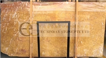 Lebanon Yellow Golden Fulvio Marble Tiles & Slabs