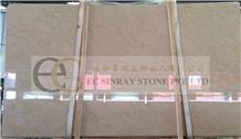 Marmaran Cream Beige Marble Slab Floor Wall