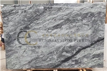 Namibia Inchiostro Verde Green Marble Slabs Tiles