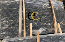 Nine Dragon Kowloon Green Jade Marble Slabs Tiles