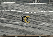 Royal Danby Grey White Marble Slabs Tiles
