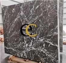 Turkey Dark Emperador Grey Marble Slabs & Tiles