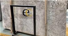 Turkey Luna Grey Marble, Luna Gris Slabs Tiles