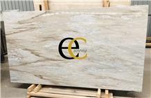 Turkish Palissandro White Beige Marble Slabs Tiles
