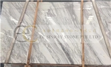 Volakas, Venus, Volex, Jazz White Marble Slab Tile