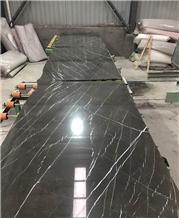 Cheap Price Iran Pietra Grigio Grey Marble Slabs